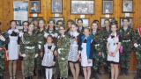 Час мужества «Будем жить и помнить» - в Чувашско-Тимяшском доме культуры