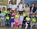 Выставка районного конкурса детского творчества «Я и моя семья»
