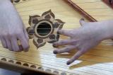 На выставке народного художника Чувашии Праски Витти зазвучали гусли