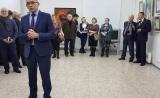 """Открылась выставка Станислава Воронова """"Дорогами предков"""""""