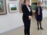 """Открытие выставки """"Заповедные уголки Чувашского края"""""""