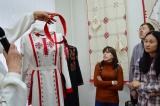 Открылась выставка «Чудесная вышивка»