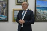 Персональная выставка Станислава Воронова «Предвесенье» открылась в Культурно-выставочном центре «Радуга»