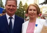 Директор КВЦ «Радуга» Нина Смирнова награждена медалью «В память о 550-летии города Чебоксары»