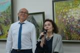 Открылась выставка Раисы Терюкаловой и Станислава Воронова «Родные просторы»