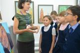Школьникам — о жанрах изобразительного искусства.
