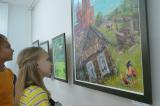 По родным просторам с чувашскими художниками
