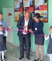 В школе N3 г. Шумерля открылась выставка «Лица Чувашии»