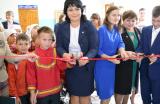 В Батыревской школе №1 открылась выставка «Лица Чувашии»