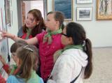 Заповедные места Чувашии открыли воспитанники Социально-реабилитационного центра