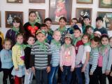 В мире детства - воспитанники социально-реабилитационного центра