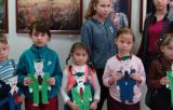 Праздничная благотворительная программа ко Дню защитника Отечества для «особенных» детей
