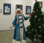 Праздничная программа «Зимние забавы в сказочной Берендеевке»